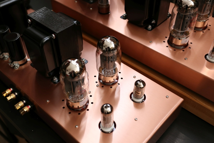 Finalé F-120 II Mono-blocks Amplifier – Fruit Of The Tube