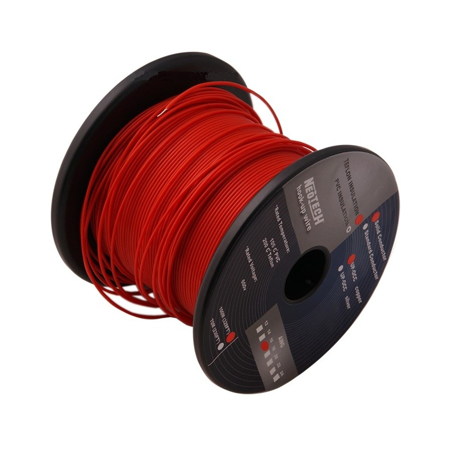 NEOTECH SOCT-14AWG Solid Copper wire,UP-OCC – Fruit Of The Tube