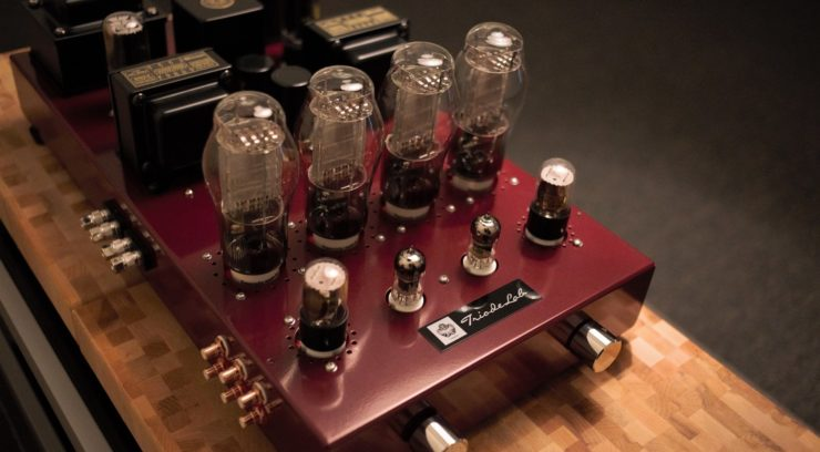 Triode Lab – Fruit Of The Tube